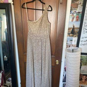Long Armani exchange dress
